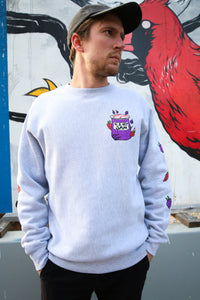 Artist Series, #1 Hit Jam Crew Neck by Max Hodgson
