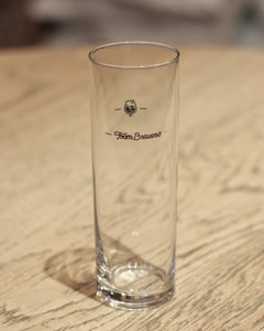 Pilsner Glasses- Set of Two