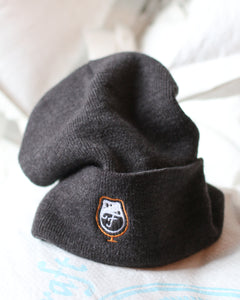 Embroidered Winter Hat *2 colors available*