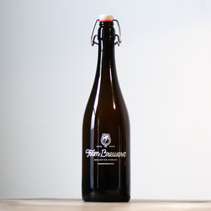 Lakeshore Hawk - Wild Ale collaboration w/ Horus Aged Ales (750ml Growler)