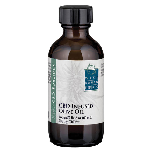 CBD Infused Olive Oil **NEW**