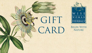 Gift Card (Passionflower) **NEW**