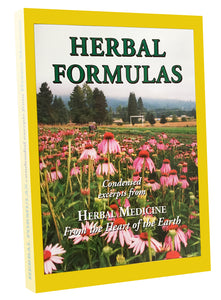 Herbal Formulas Book