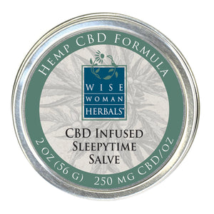 CBD Infused Sleepytime Salve **NEW**