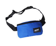 Royal blue compact bum bag