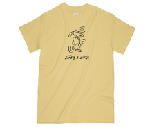 Life´s a b*tch yellow T-shirt