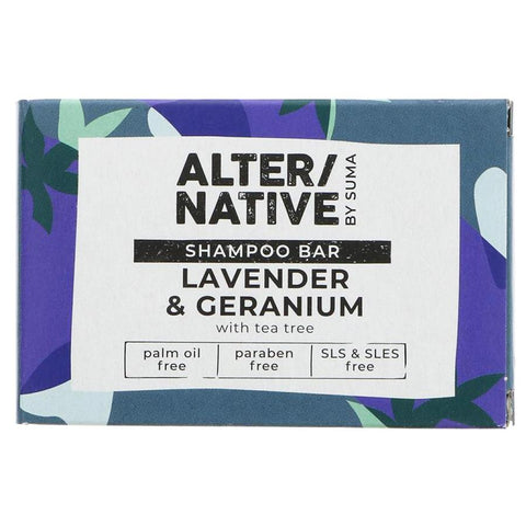Alter/Native Lavender Shampoo Bar