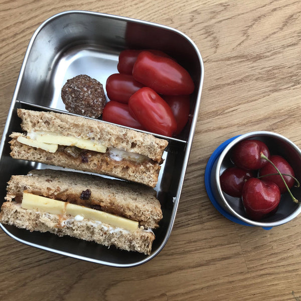Mintie Duo Stainless Steel Lunchbox Set