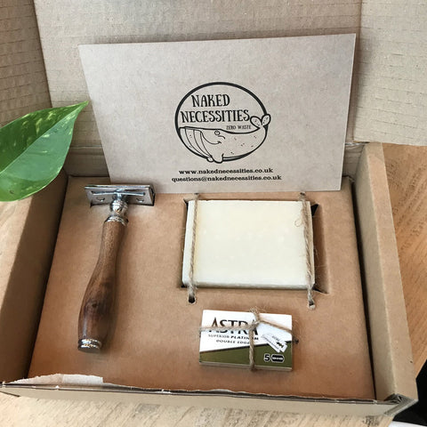 Safety Razor Gift Set