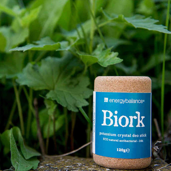 Biork Rock Crystal Natural Deodorant