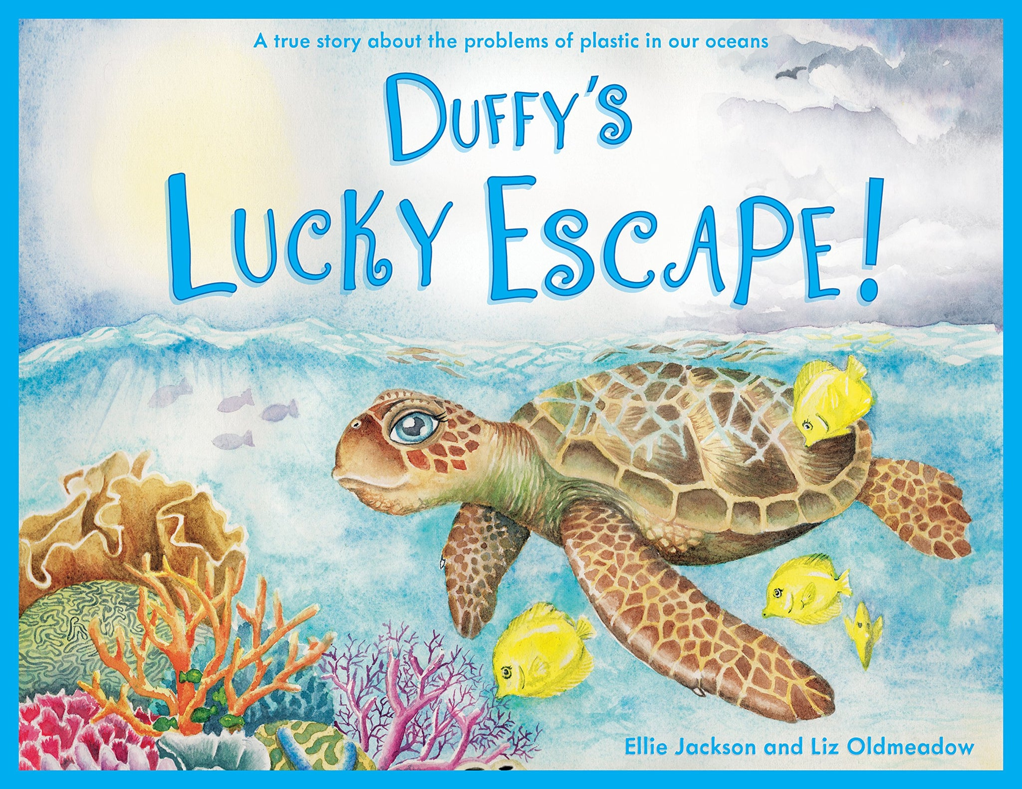 Book Duffy's Lucky Escape by Ellie Jackson
