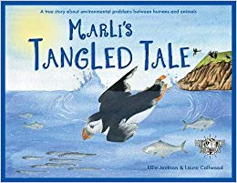 Book Marli's Tangled Tale by Ellie Jackson