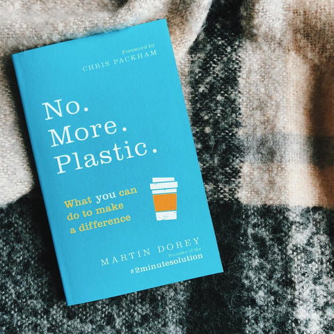 Book No More Plastic by Martin Dorey