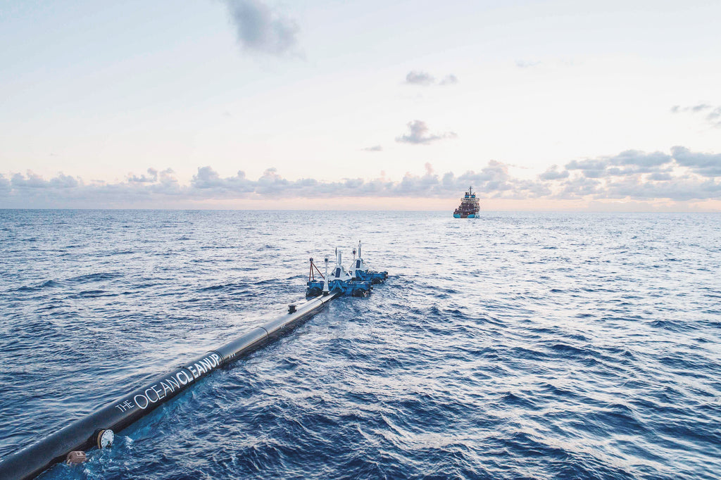 OSIER x The Ocean Cleanup