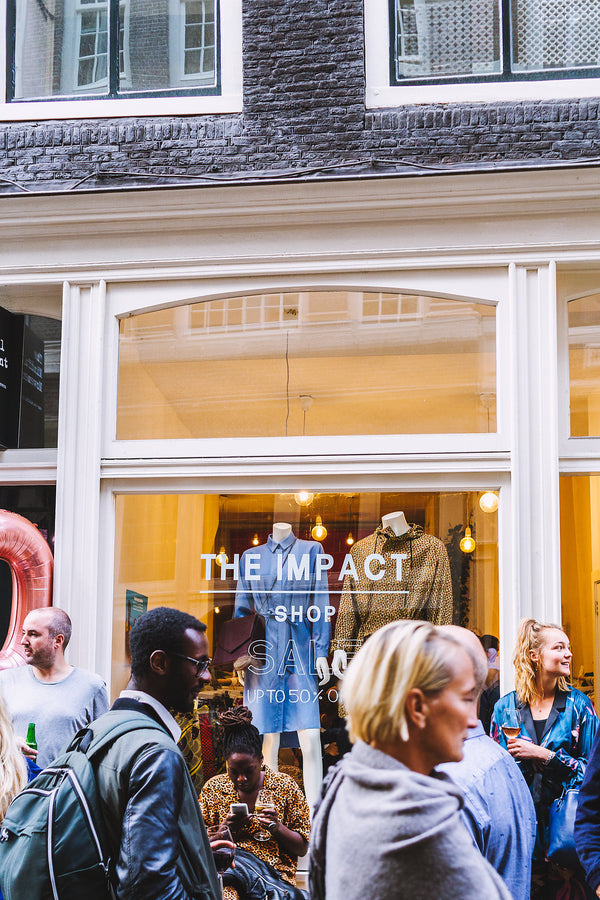 The Impact Shop Amsterdam Vegan bags Vegan handbags Vegan luxury Sustainable handbags/ fashion Cruelty-free handbags Handmade bags Peta certified vegan Osier Launch Party
