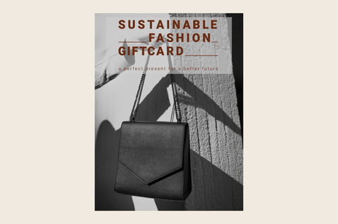 The Sustainable Fashion Gift Card
