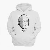 Sweat One Punch Man OK Saitama Sweatshirts ONE PUNCH MAN