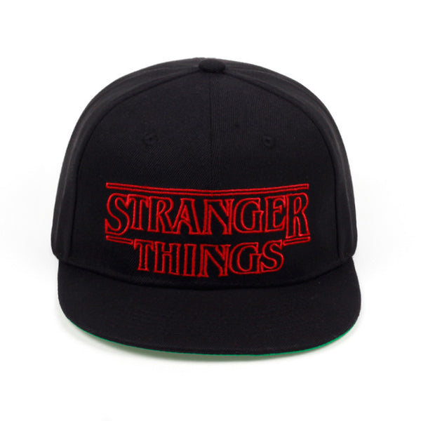 Casquette Stranger Things Snapback Cap Adjustable - Basic Cap