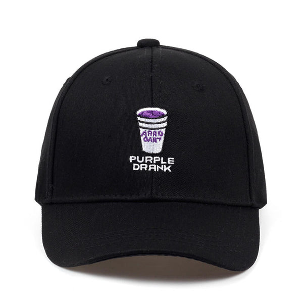 Purple Drank Cap - Basic sapka