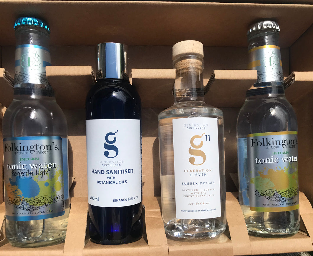 Generation 11 Gin Rescue Gift Set
