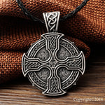 Celtic Cross Talisman