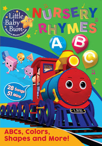ABCs, Shapes, Colors, and More!