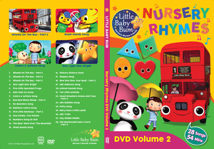Volume 2 Nursery Rhymes