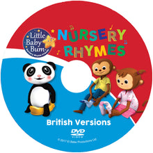 British Versions Nursery Rhymes