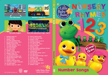Numbers Nursery Rhymes