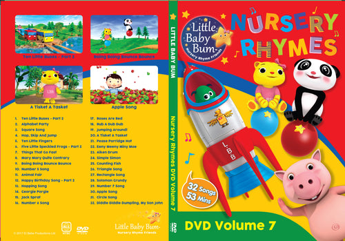 Volume 7 Nursery Rhymes