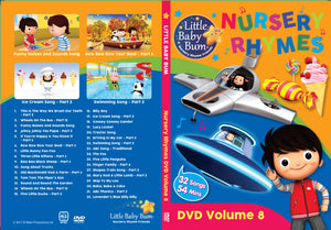 Volume 8 Nursery Rhymes