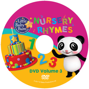 Volume 3 Nursery Rhymes