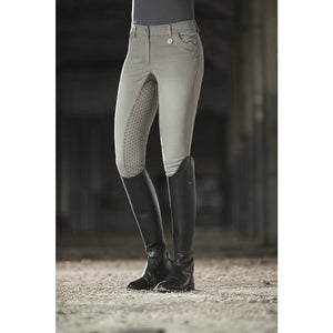 HKM Riding Jeggings - Piemont - Light Grey