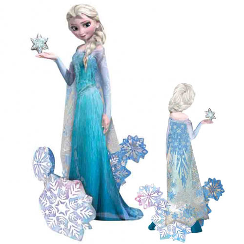 Frozen Elsa Huge Airwalker Balloon