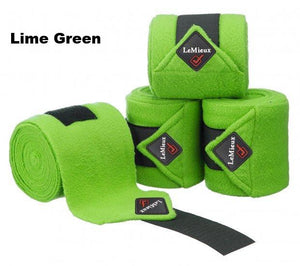 LeMieux Luxury Fleece Polo Bandages