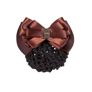 Horze Hair Net clip with Bow