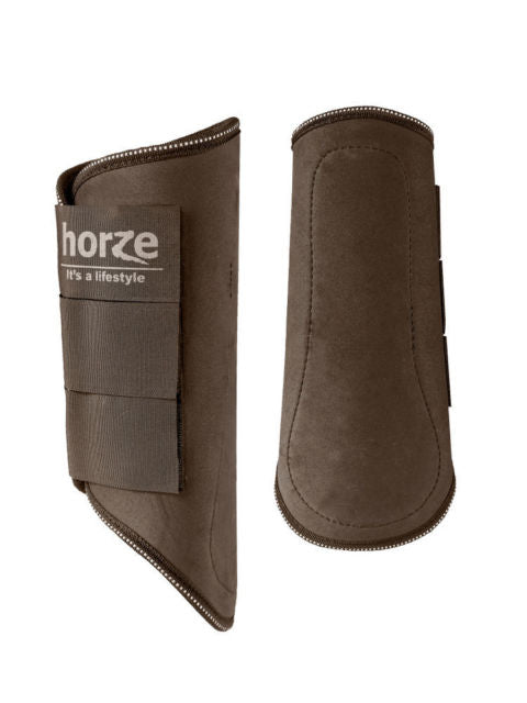 Horze Pile Lined Lightweight Brushing Boots