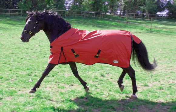 Rhinegold Konig Medium weight Turnout Rug - 200gm polyfil