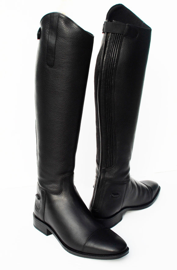 Rhinegold Elite Seville Leather Riding Boot