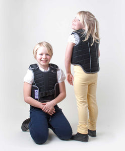 Rhinegold Pro-Comfort Childrens Body Protector - BETA Level 3