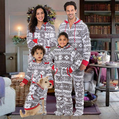 New Year Family Christmas Pajamas Family Matching Outfit Clothing Sets Family Pyjamas Kids Clothes Set Family Look Clothing