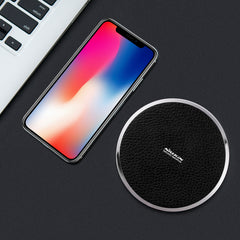 10W Fast Qi Wireless Charger Pad NILLKIN for iPhone X/8/8 Plus for Samsung Note 8/S8/S8 Plus qi wireless charger portable power