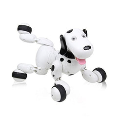 HappyCow 2.4G Wireless Remote Control Smart Dog Electronic Pet Educational Children's Toy Dancing Robot Dog
