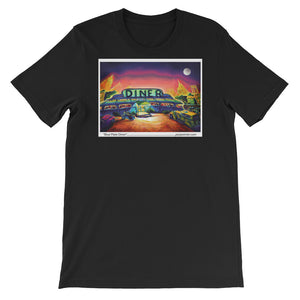 Blue Plate Diner Short-Sleeve Unisex T-Shirt