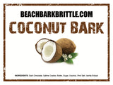 Coconut BEACH BARK™ - 1/2 & 1 lb Boxes