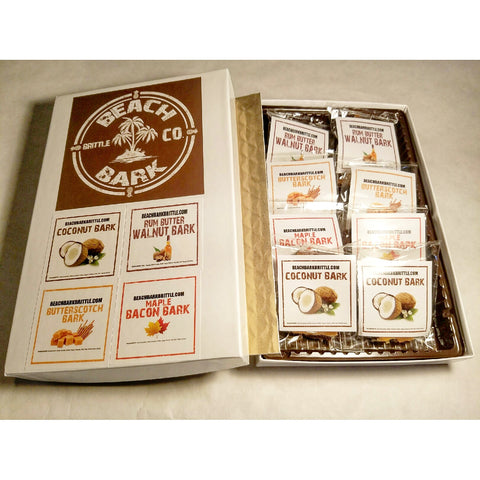 Bites of BEACH BARK™ Sampler Box