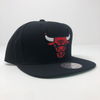 Chicago Bulls Original Black Snapback