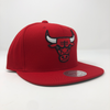 Chicago Bulls Original Red Snapback