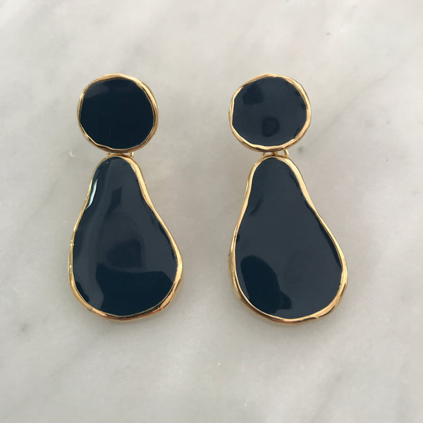 SOMETHING NAVY Earrings