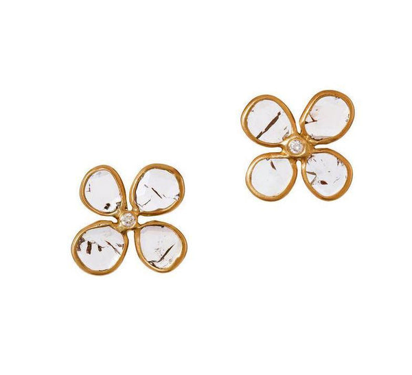 Jewelry - Flower Stud Earrings